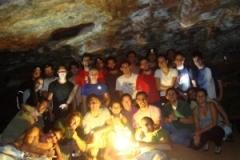 Caverninha, pico de boulder em São Carlos. (2010)